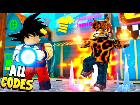 *NEW* All Codes for Anime Fighting Simulator | 2020 February l