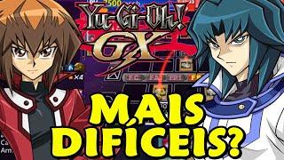 ENFRENTANDO OS GRANDES ADVERSÁRIOS -  Yu-Gi-Oh! GX Tag Force #41 (PSP)