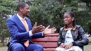 Full Episode one of Africa Development Journey- The Spot with #InnovativeVolunteerism