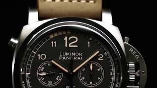 Luminor 1950 PCYC Regatta 3 Days Chrono Flyback Automatic Titanio PAM652