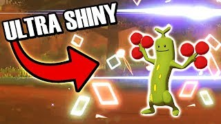 My *FIRST* Ultra Shiny Rare Pokemon in Sword & Shield! (SQUARE SHINY)