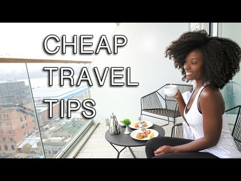 3 TIPS TO TRAVEL THE WORLD FOR CHEAP!