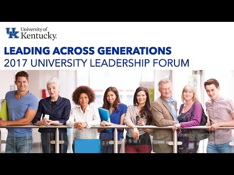 Campus Leadership Week- Understanding the Next Generation Student and Employee