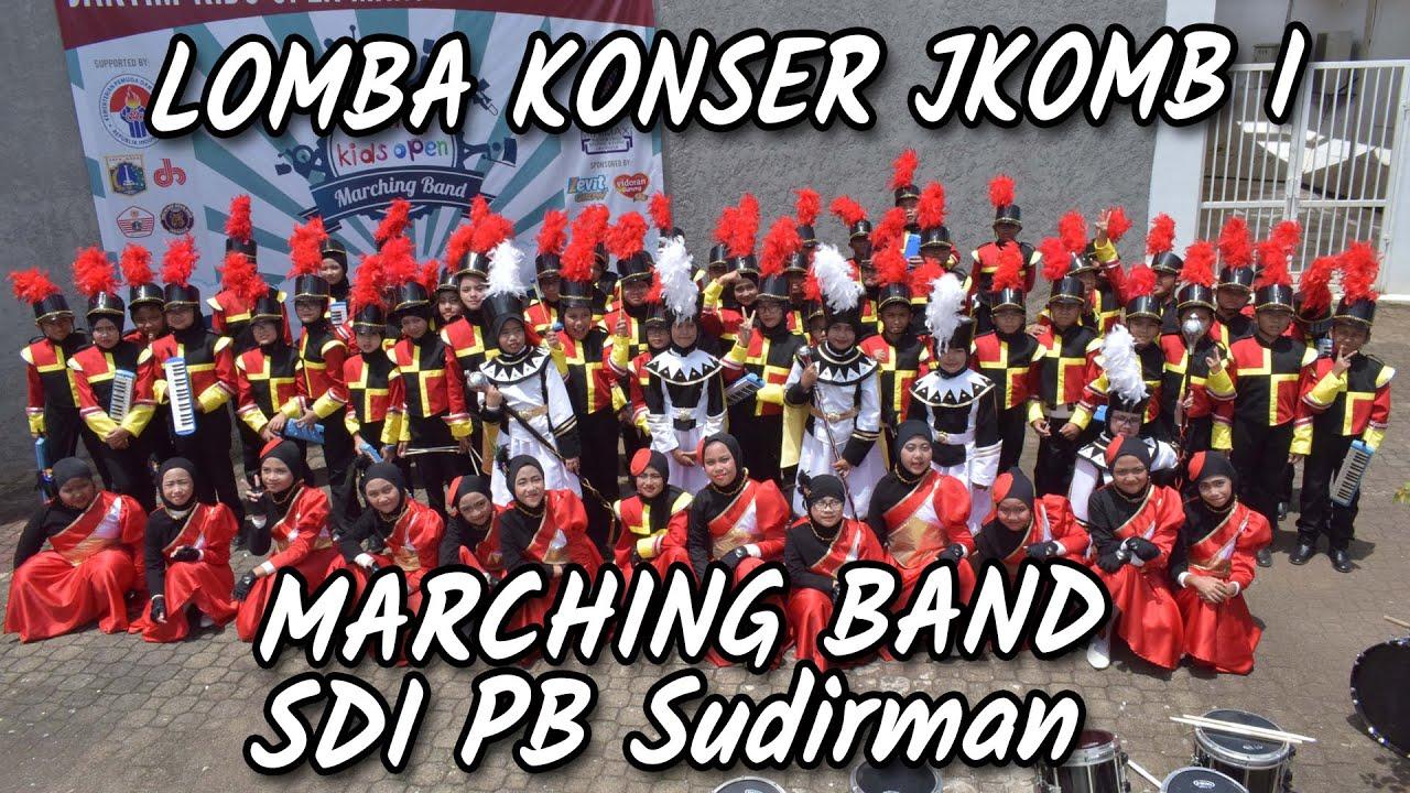 Marching Band SDI PB Sudirman || Lomba Konser Marching Band Junior || JKOMB 2017 || Ep.21-LC
