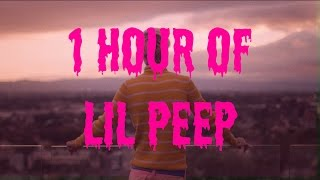 | ↂ Lil Peep  ↂ  1 Hour Mix  ↂ|