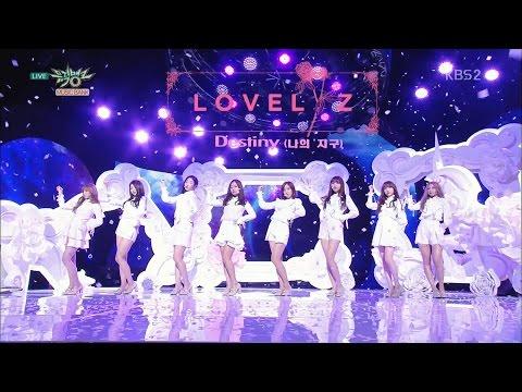 러블리즈_데스티니/Lovelyz_Destiny/교차편집_StageMix 1080p 60f [First Week]