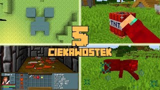 5 Mega Ciekawostek o Minecraft, Których NIE ZNAŁEŚ! (Prawdopodobnie)