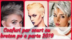 20 De Idei De Femei Tunsori Cu Breton 2019