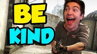 CS:GO Funny Moments - The Kind Chronicles #1 | Kugo The Kind
