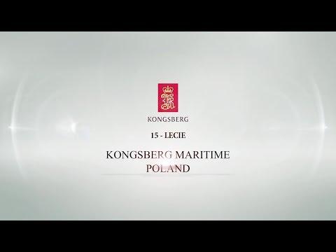 Kongsberg Maritime Poland 15 Years anniversary