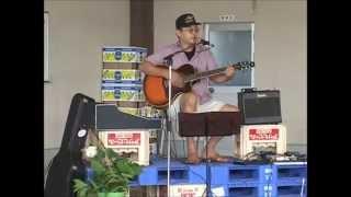 2000年10月29日西之表市青果市場 ミニコンサート3曲目 火縄銃でボーン ...