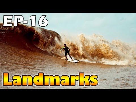 Surfing On Amazon River | Landmark | Episode 16 | Travel And Leisure