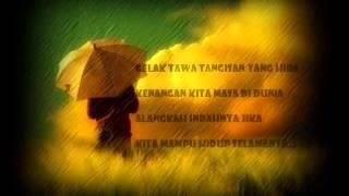 Hujan-Bila Aku Sudah Tiada~lirik~