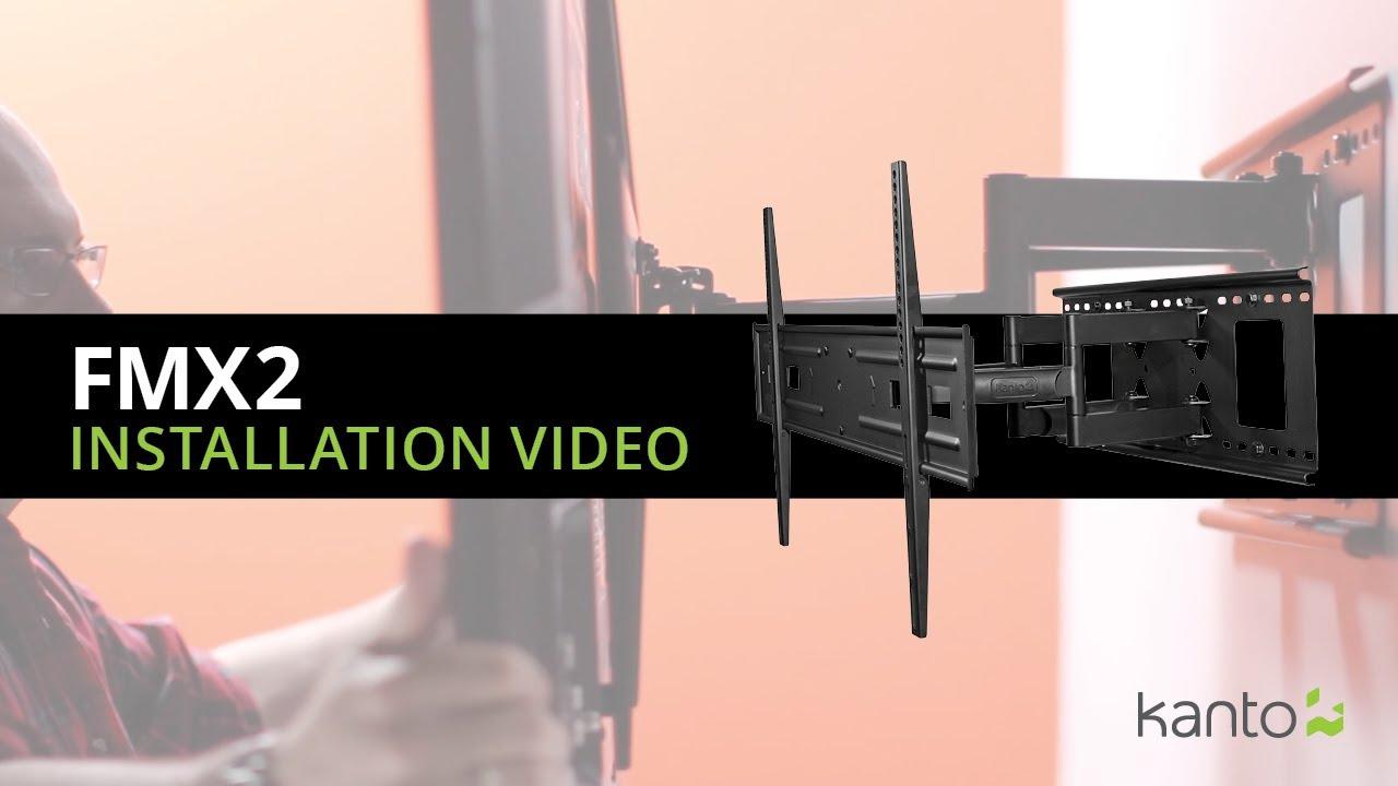 повесить телевизор на гипсокартонную стену видео