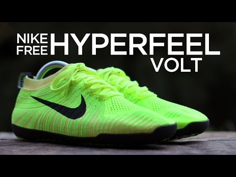 online store 17bad 577f4 Closer Look  Nike Free Hyperfeel - Volt