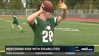 Athletes For Kids Football on K5 Morning News