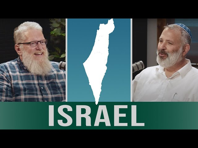 The Land of Israel - Connecting Heaven & Earth | Talking Israel