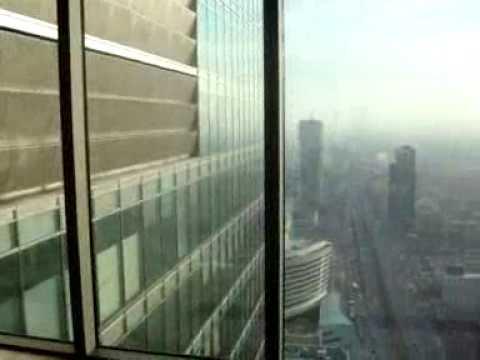 Warsaw, 37th floor