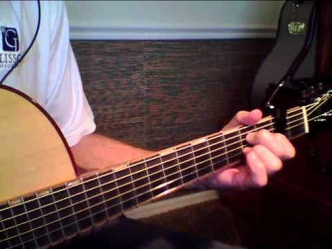 Somewhere Over The Rainbow Guitar Lesson Youtube