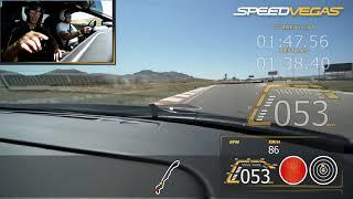 Vegas speed Nissan GTR