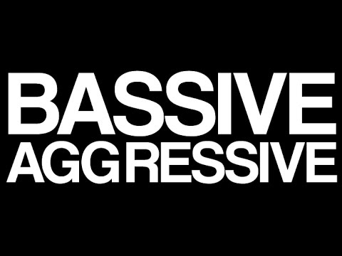1 Hour Drum and Bass Mix - Bassive Aggressive Ep. 1 - 2016