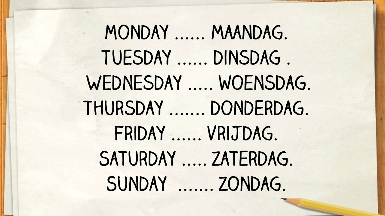 how to say please in dutch