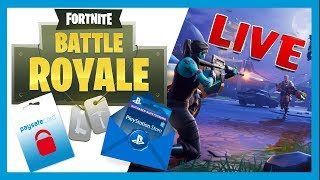 -FORTNITE-🔴LIVE🔴REALTALK & NOOB Sevi is really embarrassed! Is the game being exploited?!? (ENGLISH)