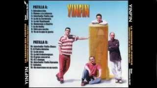 Yinfin - La taberna del picoteo (Aventuras en el fondo del bar)  -1998 -