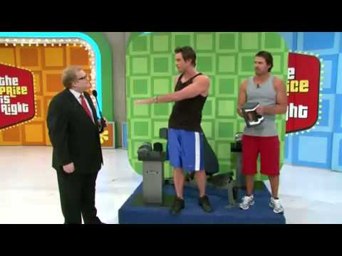 Daniel Goddard And Joshua Morrow - The Price Is Right