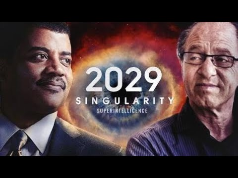 2029 : Singularity Year  - Neil deGrasse Tyson &  Ray Kurzweil - Cosmos News 2017