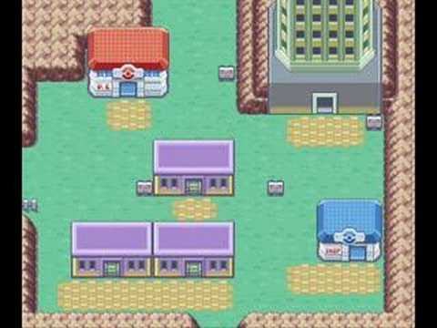 Pokemon Fire Red and Leaf Green - Lavender Town music