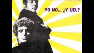 Antonio Gasalla - Carlos Perciavalle  - Los pobres El partido (Yo no... Y Ud? (1971))