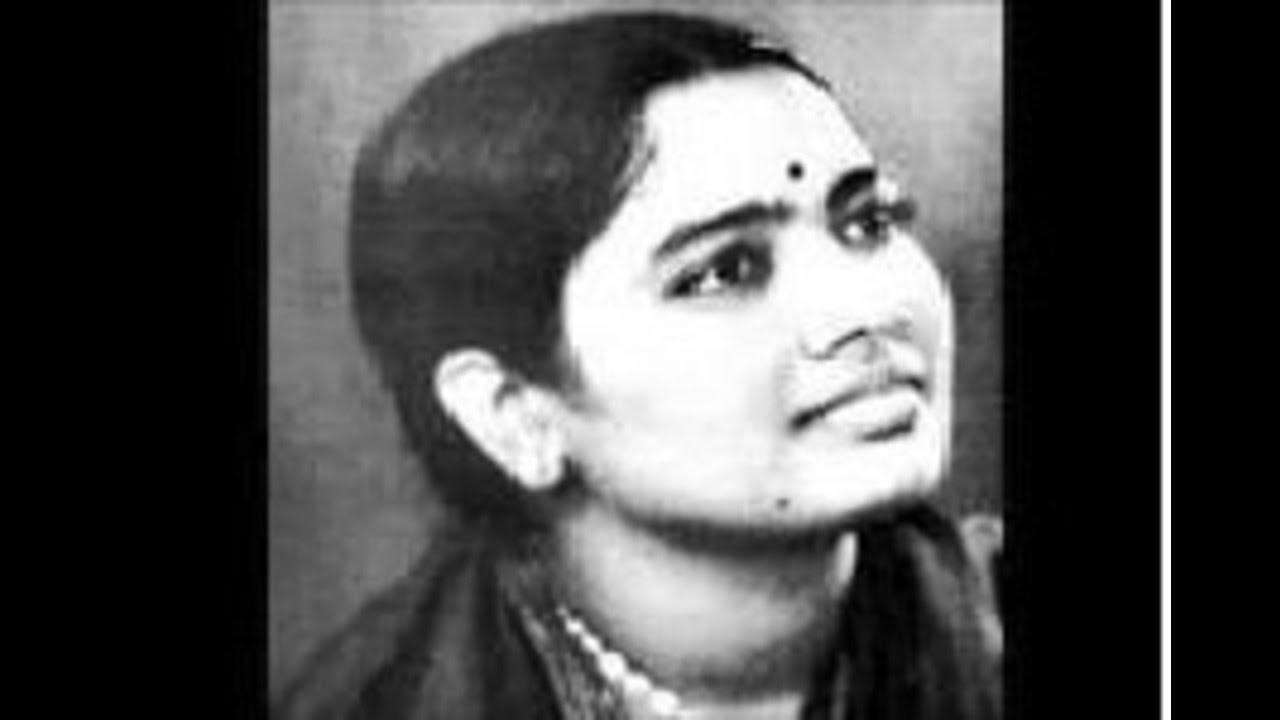 DK Pattammal- Bhavayami_Raghuramam_-_Ragamalika