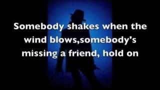 "Michael Jackson ""Cry"" Lyrics (Invincible Album)"