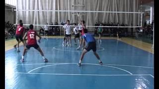 Спорт. Волейбол. Чемпионат Кыргызстана. 29.01.16