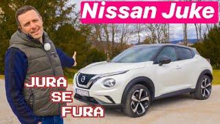Novi Đuk! Nissan Juke 2020 - Jura se fura