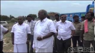 India Communist Nallakannu Blame central & state Govt at Villupuram Aarpattam - Dinamalar News