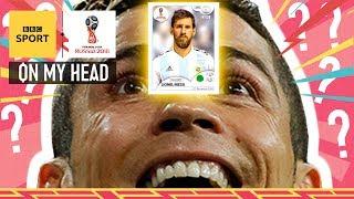 On My Head: MOTD pundits face off - World Cup 2018 - BBC Sport