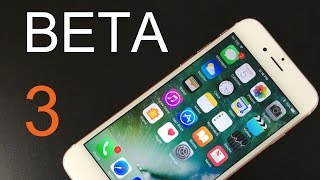 Apple iOS 10: Beta 3 (What's New?)