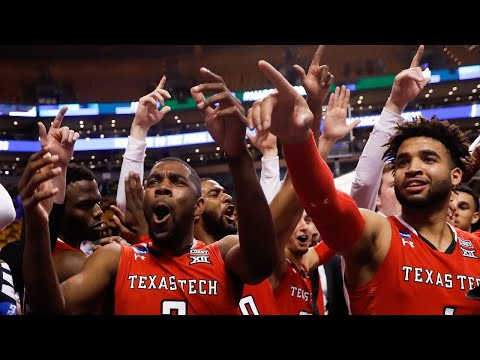 Texas Tech beats Purdue, advances to first Elite 8 in school history