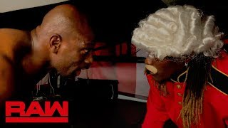 Titus O'Neil faces R-Truth in this moment you didn't see on Raw: Raw Exclusive, June 17, 2019