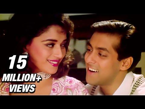 Pehla Pehla Pyar Hai - S P Balasubramaniam Hindi Songs - Madhuri Dixit & Salman Khan Songs