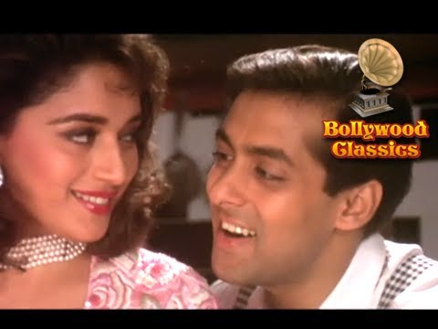 Pehla Pehla Pyar Hai - S P Balasubramaniam Hindi Songs - Madhuri Dixit & Salman Khan Songs