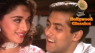 Download lagu Pehla Pehla Pyar Hai - S P Balasubramaniam Hindi Songs - Madhuri Dixit & Salman Khan Songs