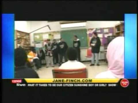 Sun TV Canoe Live - Jane-Finch.com (November 2, 2007)