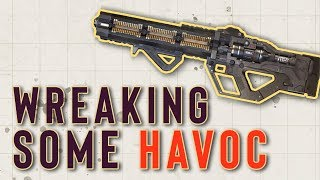 Apex Legends Hunting With the Havoc