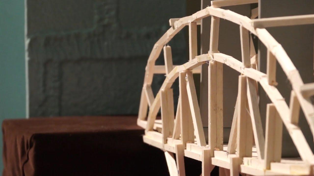 Semana de ingenier a y arquitectura concurso de puentes y for Ingenieria y arquitectura