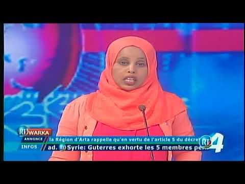 RTD : Journal Somali du 13/04/2018