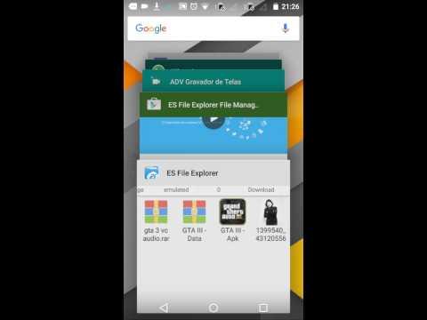 Como Baixar GTA 3 No Android ( SEM PC )