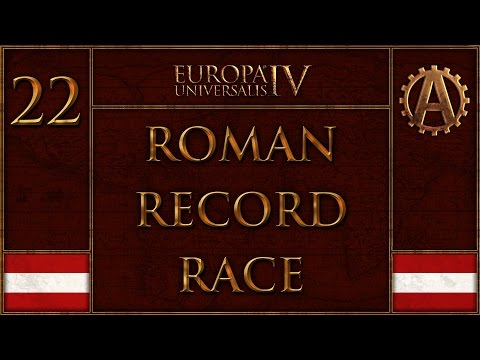 EUIV The Holy Roman Record Race 22
